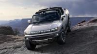 Новият Hummer демонстрира офроуд възможностите си