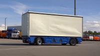 КамАЗ показа безпилотния си камион в действие (видео)