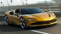 Ferrari представи най-бързото кабрио