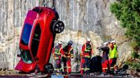 Volvo проведе най-екстремния краш-тест в света