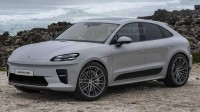 Пръв поглед към новото Porsche Macan