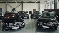 Новият Mercedes-Benz S-Class вече e в България (снимки)
