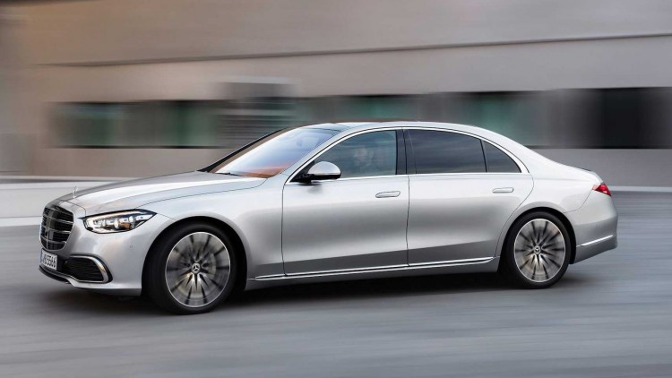 Новият Mercedes-Benz S-Class