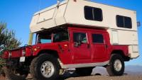 Продава се Hummer-каравана
