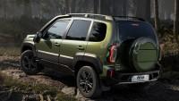 Стартира производството на новата Lada Niva Travel