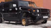 Как изглежда Hummer с гуми от стара Лада