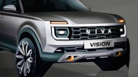 АвтоВАЗ публикува първо изображение на бъдещата Niva
