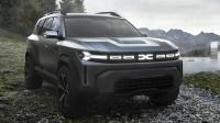 Dacia показа голям SUV модел