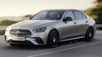 Новата C-Class на Mercedes-Benz дебютира след седмица