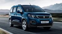 Peugeot представи електрическия Rifter