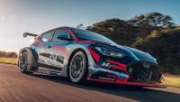 Hyundai показа електрически състезател
