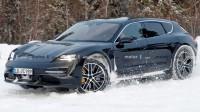 Porsche се сдобива с електрическпо спортно комби