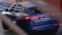 Maserati показа ново SUV в противоречиви снимки