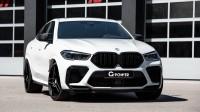 """Тунинговано BMW X6 M с 800 """"коня"""""""