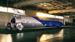 Австралийска кола-ракета иска да вдигне над 1600 км/ч<br /> 1 снимки
