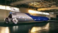 Австралийска кола-ракета иска да вдигне над 1600 км/ч