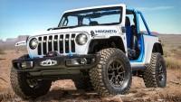 Jeep представи електрически Wrangler с механична трансмисия