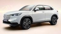 Honda представи хибридно HR-V за Европа