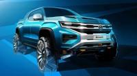 Volkswagen показа как ще изглежда новият Amarok