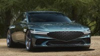 Представиха новия модел електрически автомобил на Genesis