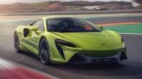 Новият McLaren предлага изключително ускорение