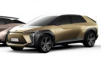 Toyota Beyond Zero ще се зарежда за 10 минути
