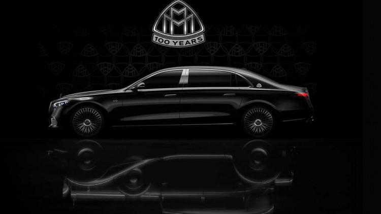 Mercedes S-Class V12