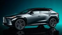 Toyota показа интересен електрически SUV