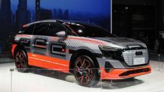 Audi показа нов електрически SUV<br /> 1 снимки