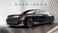 Това е новата най-луксозна китайска кола