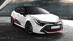 Toyota пуска трицилиндрова Corolla с мощност 300 к.с.<br /> 1 снимки
