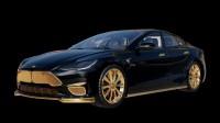 Руснаци направиха най-скъпата Tesla Model S