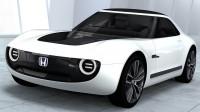 Honda праи спортен електромобил с ретро стил