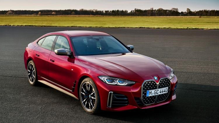Новото BMW 4 Series Gran Coupe