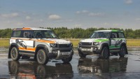 Land Rover Defender стана още по-способен извън пътя