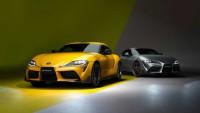 Toyota Supra чества 35-годишнината на модела