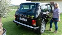 Германци правят от Lada Niva народен електромобил