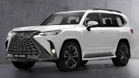 Lexus отлага премиерата на новия LX