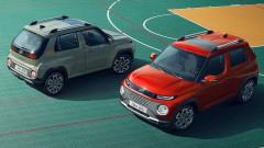 Hyundai представи най-малкия си SUV<br /> 1 снимки