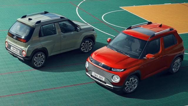 Hyundai представи най-малкия си SUV