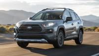Toyota RAV4 стана приключенски всъдеход