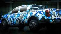 Ford разкри повече за новия си пикап Ranger