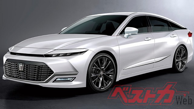Новата Toyota Crown дебютира след година