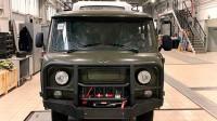 Новият УАЗ 452 идва с климатик